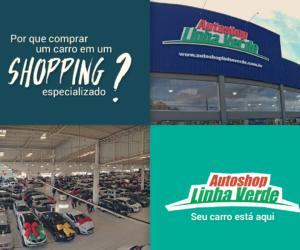 Por que comprar um carro em um Shopping especializado?