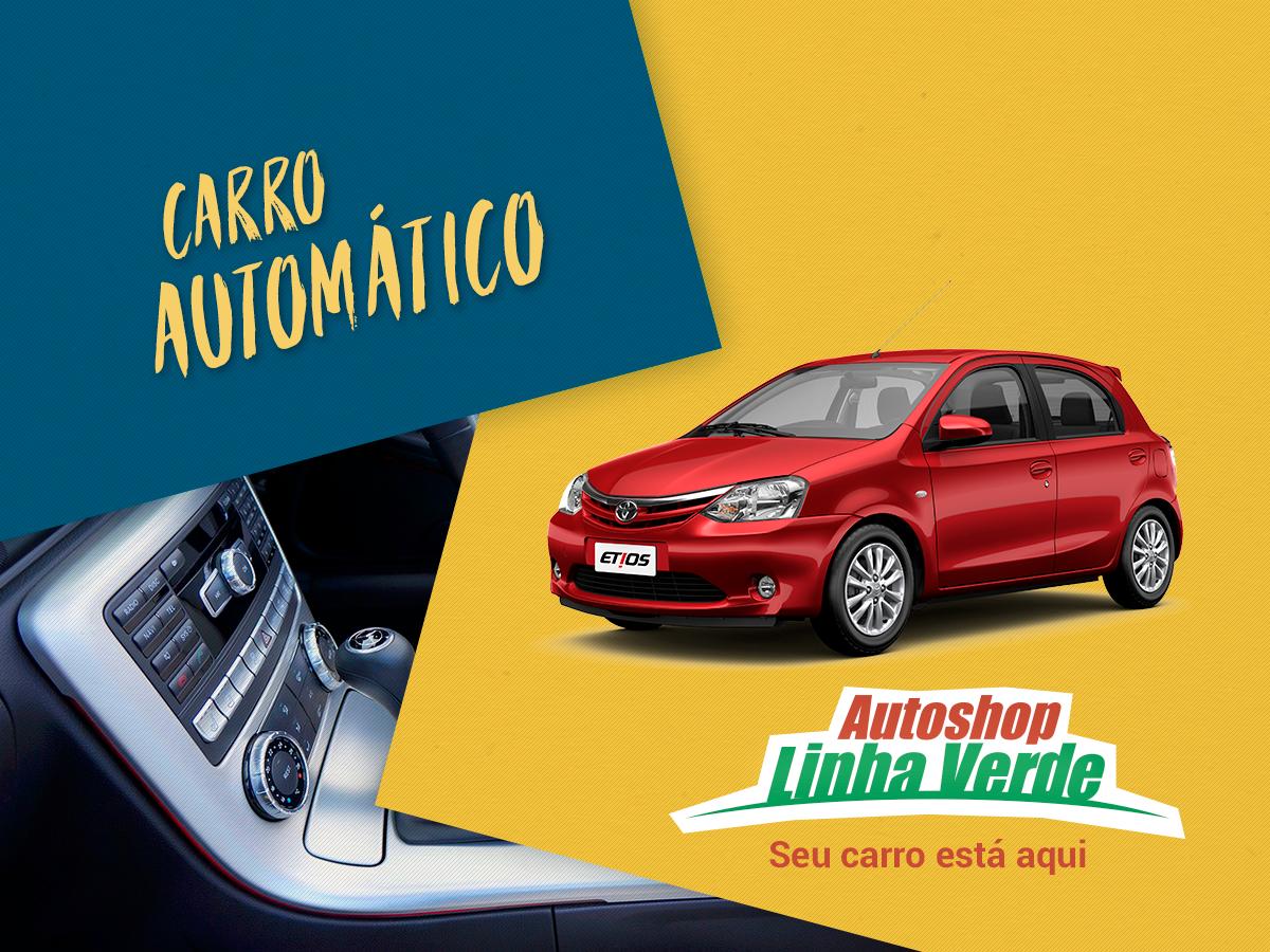 Carro automático – Os veículos sem pedal de embreagem estão ficando cada vez mais populares no Brasil.
