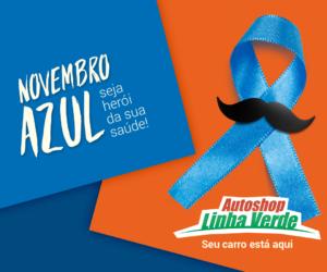 Novembro Azul – Seja Herói da sua Saúde