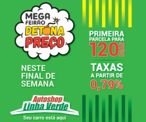 MEGA FEIRÃO DETONA PREÇO