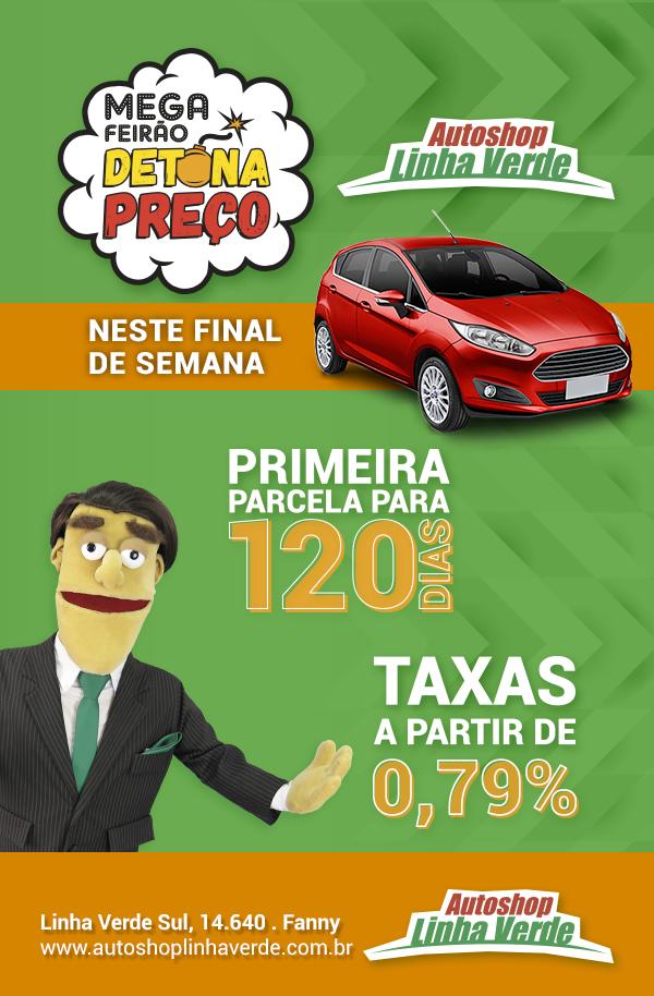 VEM AÍ… MEGA FEIRÃO DETONA PREÇO!