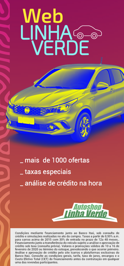 FEIRÃO WEB LINHA VERDE
