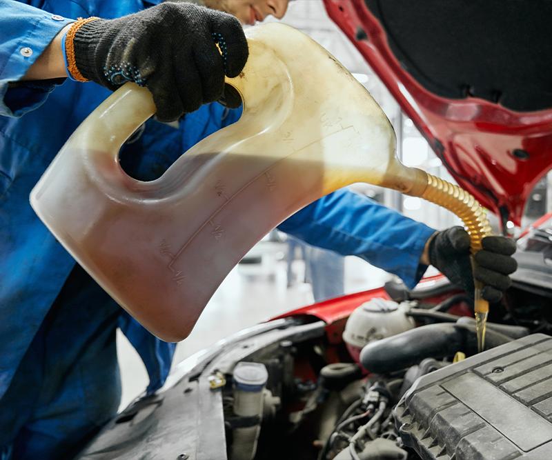 5 dicas sobre troca de óleo para manter o seu carro novo