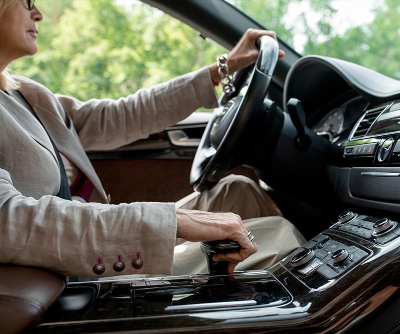 Como dirigir um carro automático para manter sua vida útil